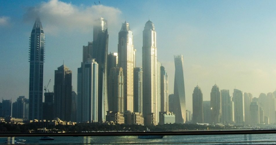 Power of Attorney Dubai Marina Skyline