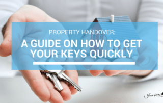 Property Handovers A Guide On How To Get Your Keys Quickly and Efficiently