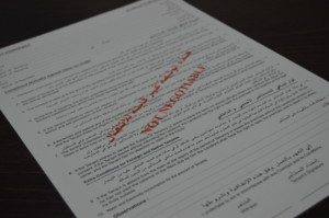 Power of Attorney Dubai Tenancy Contracts