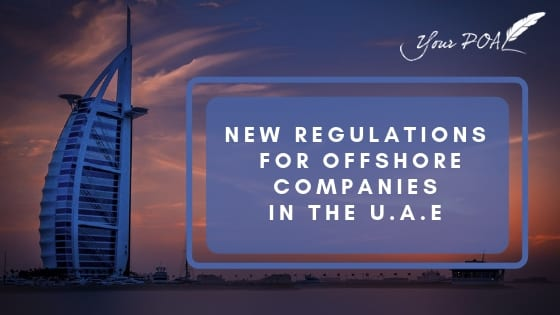 Jebel Ali Free Zone Authority Issues New Regulations for Offshore Companies