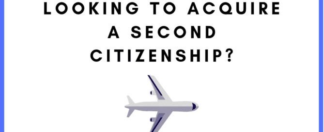 Acquiring a Second Citizenship