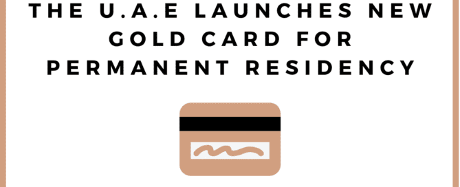 Gold Card UAE